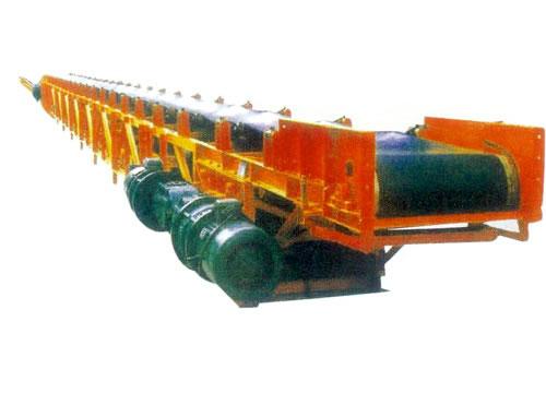可伸缩150型带式输送机系列图片